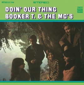 Booker T & MG`s - Doin Our Thing LP