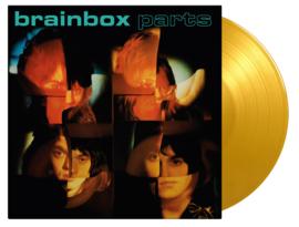 Brainbox Parts LP - Yellow Vinyl-