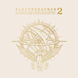 V/A (DeWolff & Friends) Electrosaurus Volume 2 2LP - Gold Vinyl-