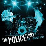 Police Live Vol.1: Boston 1979 2LP - Blue Vinyl-