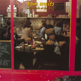 Tom Waits Nighthawks At The Diner 180g 2LP (Red Vinyl