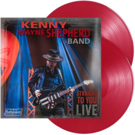 The Kenny Wayne Shepherd Band Straight To You: Live 180g 2LP -Red Vinyl-