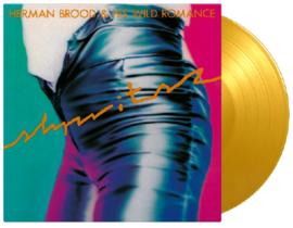 Herman Brood & Wild Romantz Shpritsz LP - Yellow Vinyl-