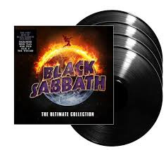 Black Sabbath Ultimate Collection 4LP