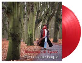 Boudewijn De Groot Een Nieuwe Herfst LP - Rood Vinyl-