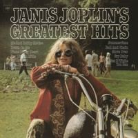 Janis Joplin Greatest Hits LP