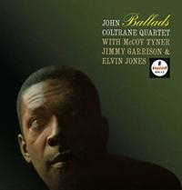 The John Coltrane Quartet Ballads (Verve Acoustic Sounds Series) 180g LP