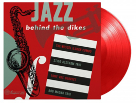 Jazz Behind the Dikes Vol.1 LP - Red Vinyl-