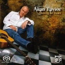 Allan Taylor - Leaving At Dawm SACD.