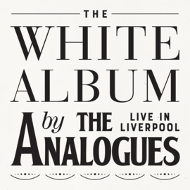 The Analogues The White Album 2LP