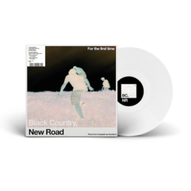 Black Country New Road For The First Time LP - White Vinyl-