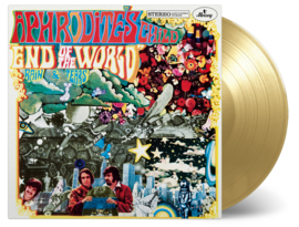 Aphrodite's Child  End Of The World LP - Gold Vinyl-