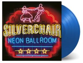 Silverchair Neon Ballroom LP - Blue Vinyl-