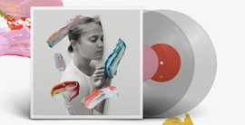 The National I Am Easy To Find 2LP - Clear Vinyl