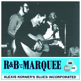 Alexis Korner's Blues incorporated R&B From The Marquee LP