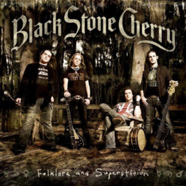 Black Stone Cherry Folklore And Superstition LP
