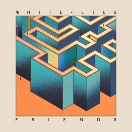 White Lies Friends LP