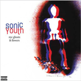 Sonic Youth NYC Ghosts & Flowers LP