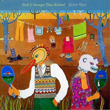 Robert Wyatt Ruth Is Stranger LP + CD