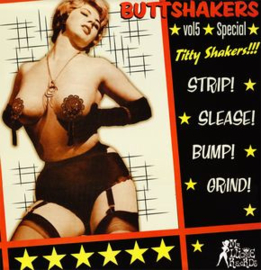 Buttshakers Vol.5 LP