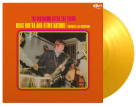 Hans Dulfer And Ritmo Natural The Morning After Third LP - Yellow Vinyl-