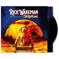 Rick Wakeman Red Planet LP
