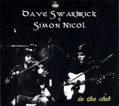 Dave Swarbrick & Simon Nicoll - In The Club 2LP