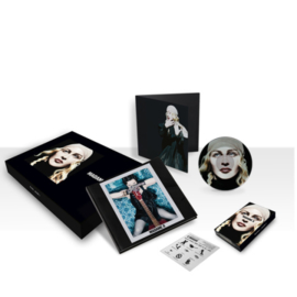 Madonna Madame X 4CD - Deluxe Box-
