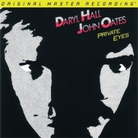 Hall & Oates - Private Eyes SACD
