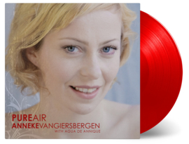 Anneke Van Giersbergen Pure Air LP - Red Vinyl