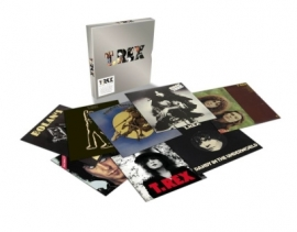T-Rex Vinyl Collectio Box 8LP