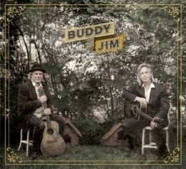 Buddy Miller & Jim Lauderdale - Buddy & Jim LP -Luistertrip-