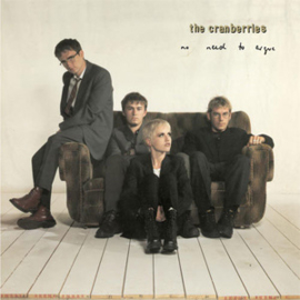The Cranberries No Need To Argue LP (Clear & Blue Vinyl)