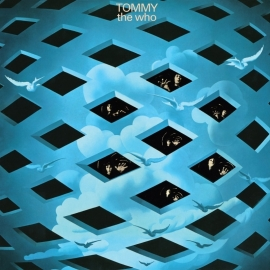 The Who - Tommy HQ 2LP.