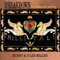Buddy & Julie Miller Breakdown On 20th Ave. South 2LP