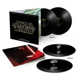 O.s.t. Star Wars The Force Awakens 2LP (hologram Version)