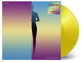 Klangstof The Noise You Make Is Silent LP - Yellow Vinyl-