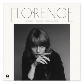 Florence & the Machine How Big, How Blue, How Beautiful 2LP.