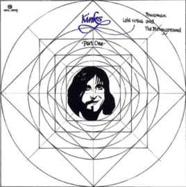 "The Kinks Lola Versus Powerman And The Moneygoround Part One Deluxe 3CD & 2 7"" Vinyl Box Set"