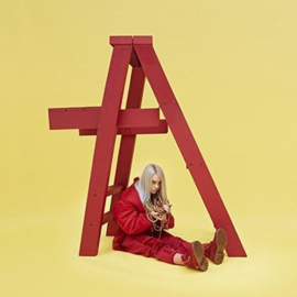 Billie Eilish Dont Smile At Me CD