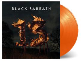 Black Sabbath 13 180g 2LP - Orange Vinyl-