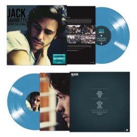Jack Savoretti Before The Storm LP - Blue Vinyl-