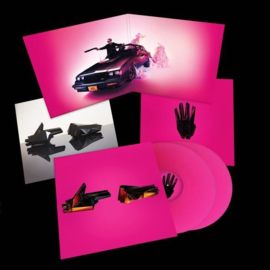 Run The Jewels Rtj4 2LP - Coloured Vinyl