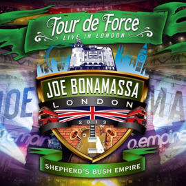 Joe Bonamassa Tour de Force Live In London The Sherpherd's Bush Empire 3LP.
