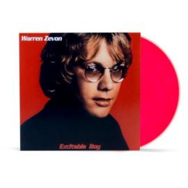 Warren Zevon Excitable Boy LP - Glow In The Dark -