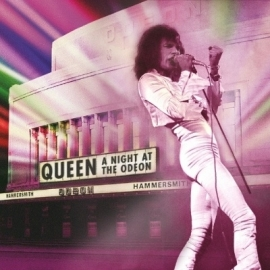 Queen - A Night At The Odeon Blu-Ray + CD