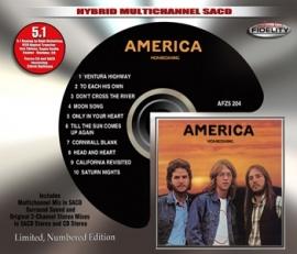 America - Homecoming SACD.