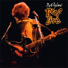 Bob Dylan Real Live LP