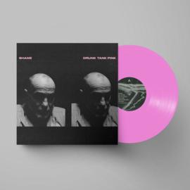 Shame Drunk Tank Pink LP - Opaque Pink Vinyl-