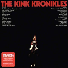 The Kinks Kronikles 2LP